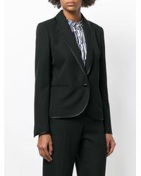 Vanessa Seward - Black Tailored Fitted Jacket - Lyst