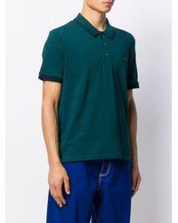 メンズ KENZO ロゴ ポロシャツ Multicolor