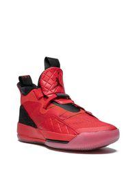 メンズ Nike Xxxiii スニーカー Red
