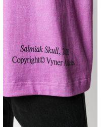 Camiseta con estampado gráfico Vyner Articles de hombre de color Blue