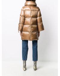 Куртка-пуховик На Молнии Herno, цвет: Multicolor