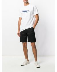 Patagonia - White Live Simply T-shirt for Men - Lyst