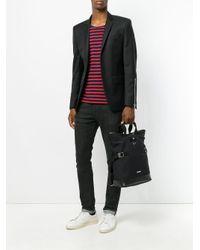 Сумка 2-в-1 Saint Laurent для него, цвет: Black