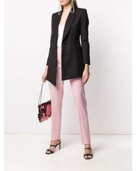 Styland Pink Hose mit hohem Bund