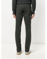Michael Kors - Gray Slim-fit Jeans for Men - Lyst