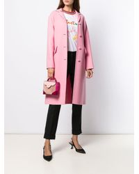 Miu Miu シングルコート Pink