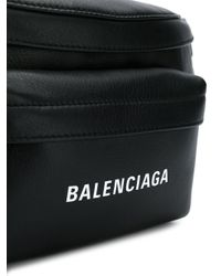 Marsupio Everyday L di Balenciaga in Black