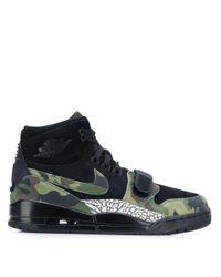 Nike ' Legacy 123' Sneakers in Black für Herren