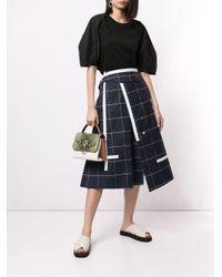 3.1 Phillip Lim トレンチ スカート Blue