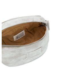 メンズ Maison Margiela ベルトバッグ White
