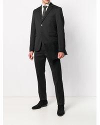 Клатч С Декором Monogram Saint Laurent для него, цвет: Black