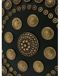 Moschino Shield クラッチバッグ Multicolor