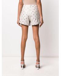 Fashion Show shorts con borchie di Zadig & Voltaire in Multicolor