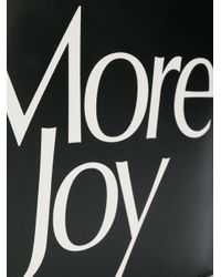 Christopher Kane More Joy クラッチバッグ Black