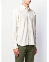 Camicia con vestibilità comoda di YMC in Multicolor da Uomo