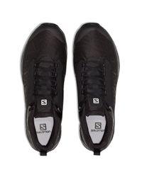 メンズ Salomon S/Lab Shelter ローカット スニーカー Black