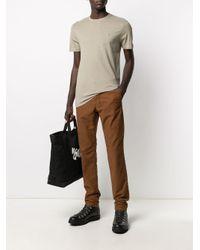 メンズ AllSaints Brace ロゴ Tシャツ Green