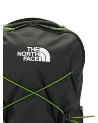メンズ The North Face Jester レースアップ バックパック Black
