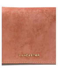 Lancaster Multicolor Logo Plaque Crossbody Bag