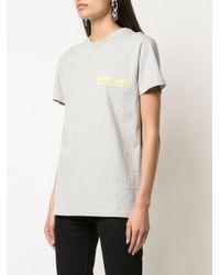 Helmut Lang ロゴ Tシャツ Multicolor