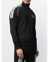 Versus  Joggingjacke mit Logo in Black für Herren