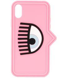 Chiara Ferragni Flirting Iphone X/xs ケース Pink