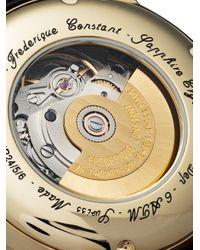 Reloj Automatic de 40mm Frederique Constant de hombre de color White