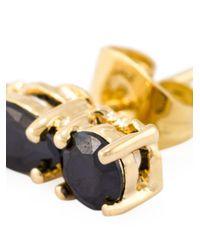 Iosselliani - Metallic 'all That Jewels' Earrings - Lyst