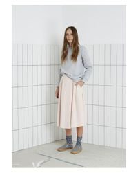 The Fifth Label - Gray The Landing Jumper - Lyst