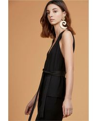 C/meo Collective - Black Up In Lights Top - Lyst