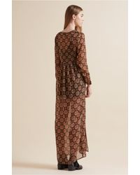 The Fifth Label - Brown The Collectable Long Sleeve Dress - Lyst