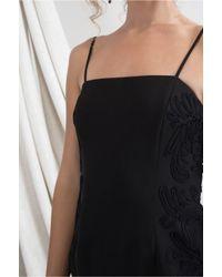 C/meo Collective - Black Paradise Short Sleeve Dress - Lyst