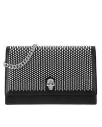 Skull Crossbody Bag Black Alexander McQueen