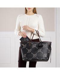 Cortina Grandissimo Lara Shopping Bag Dark Grey Joop! en coloris Gray