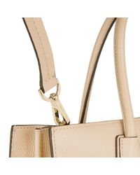 MICHAEL Michael Kors Multicolor Mercer Lg Convertible Tote Leather Oyster