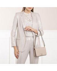 Mimi' Mini Crossbody Bag Dalia Furla en coloris Natural