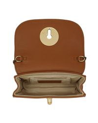 See By Chloé Brown Lois Mini Evening Bag Caramelo