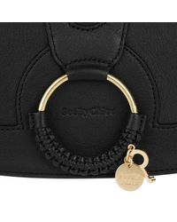 See By Chloé Hana Crossbody Leather Black