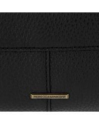 Rebecca Minkoff Darren Convertible Backpack Black