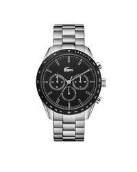 Lacoste Metallic Boston Watch Silver