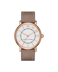Marc Jacobs Metallic The Classic Watch 36mm
