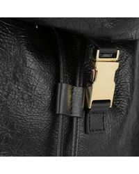Balenciaga Giant Traveller Backpack Black