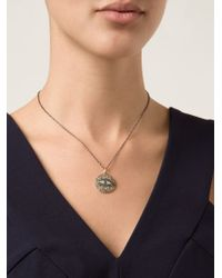 Ileana Makri | Metallic 'dawn' Pendant Necklace | Lyst