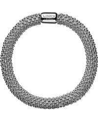Links of London | Metallic Effervescence Sterling Silver Star Bracelet | Lyst