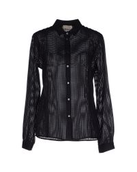 Momoní Black Shirt
