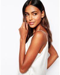 SELECTED | Metallic Maggie Faux Pearl Multipack Earrings | Lyst