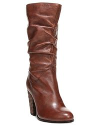 Carlos By Carlos Santana | Brown Howell Mid-calf Boots | Lyst