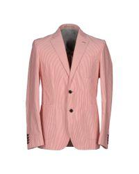Hardy Amies - Pink Blazer for Men - Lyst