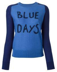Sonia by Sonia Rykiel 'Blue Days' Sweater
