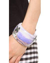 Marc By Marc Jacobs - Multicolor Akemi in Japan Bangle Bracelet - Lyst